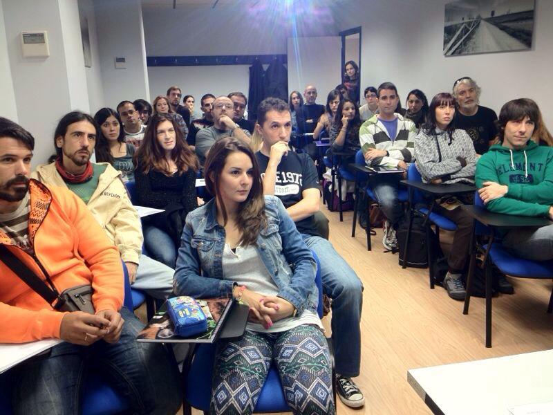 Curso 2013-14 MADRID