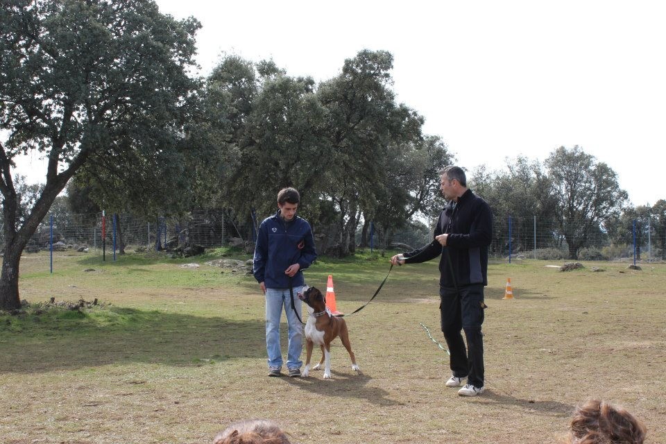 Clase con Nacho Sierra  EFPC 2012-2013