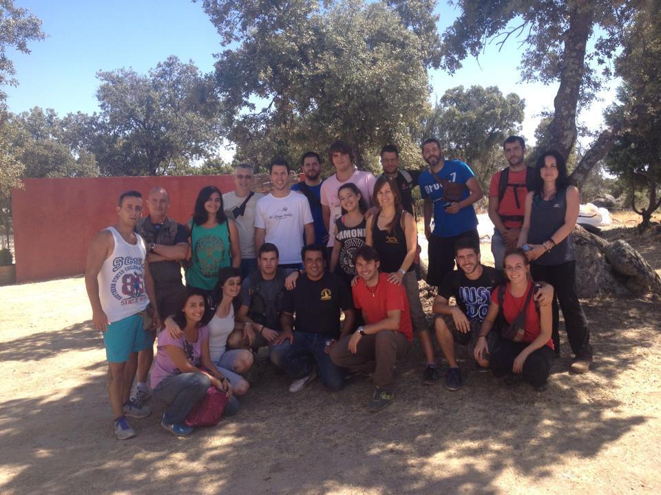 curso intensivo verano 2014 con el profesor Angel Mariscal