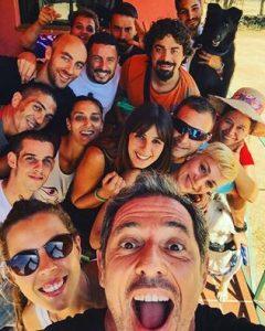 Intensivo 2016 con Antonio Lence ¡Actitud!